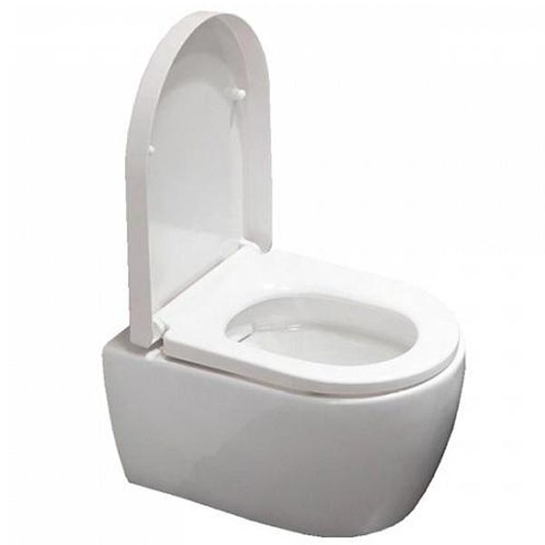 Vitale L BB019CH P trap подвесной без сиденьяУнитазы<br> Унитаз BelBagno Vitale L BB019CH P trap подвесной в стиле минимализм выглядит эффектно и свежо, обеспечит простор и функциональность ванной комнаты.<br>Слив по всему периметру чаши унитаза<br>Стойкость цвета на долгие годы.<br>Гладкая поверхность.<br> В комплекте поставки чаша унитаза.<br>