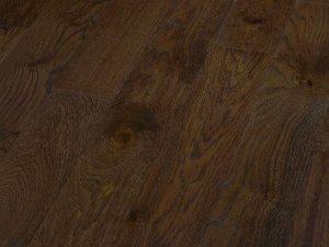 Паркетная доска Galathea Italian Дуб Cioccolato 400-1200х125х12 мм