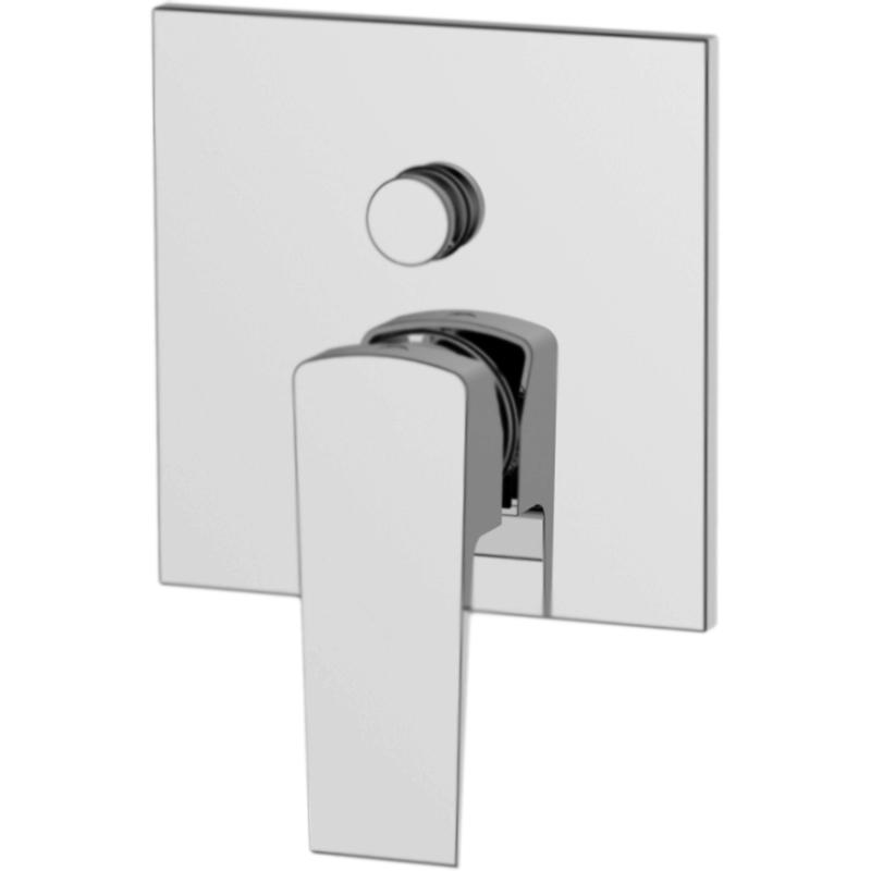 Смеситель для душа BelBagno Arlie ARL-BASM-CRM Хром смеситель для ванны belbagno bordo с механизмом bor basm crm