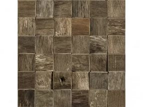 Мозаика L Antic Colonial Mosaico Wood Square Antique 29,7х29,7 см