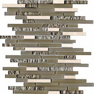 Мозаика L Antic Colonial Mosaico Eternity Mini Strip Cream 29,8х30,5 см
