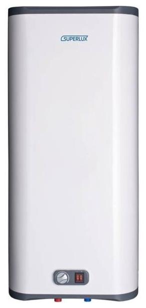 Накопительный водонагреватель Superlux NTS Flat PW 100V (RE) белый водонагреватель regent nts 30v 1 5k re slim