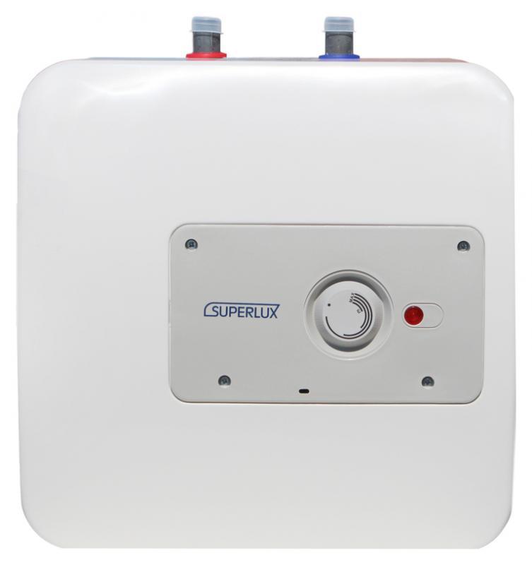 Накопительный водонагреватель Superlux NTS 15 UR PL (SU) белый, с верхней подводкой цена