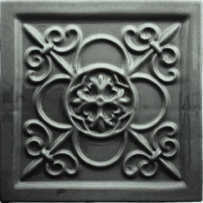 Керамический декор Adex Studio Relieve Vizcaya Timberline 14,8х14,8 см