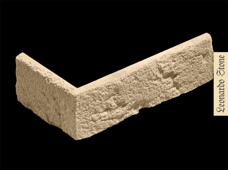 Искусственный камень Leonardo Stone Дижон угловой элемент 776 цена