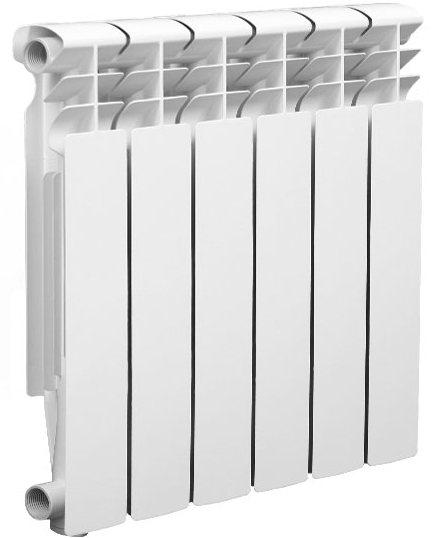 Радиатор Lammin Eco AL-500-80 x4
