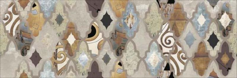 Керамический декор Alma Ceramica Грэйс ВС11ГР408 20х60 см керамический декор alma ceramica дель маре вс9дм624 24 9х50 см