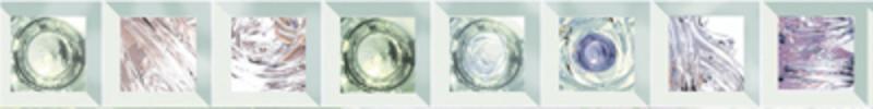 Керамическое бордюр Alma Ceramica Сирио БД57СИ105 6,7х50 см стоимость