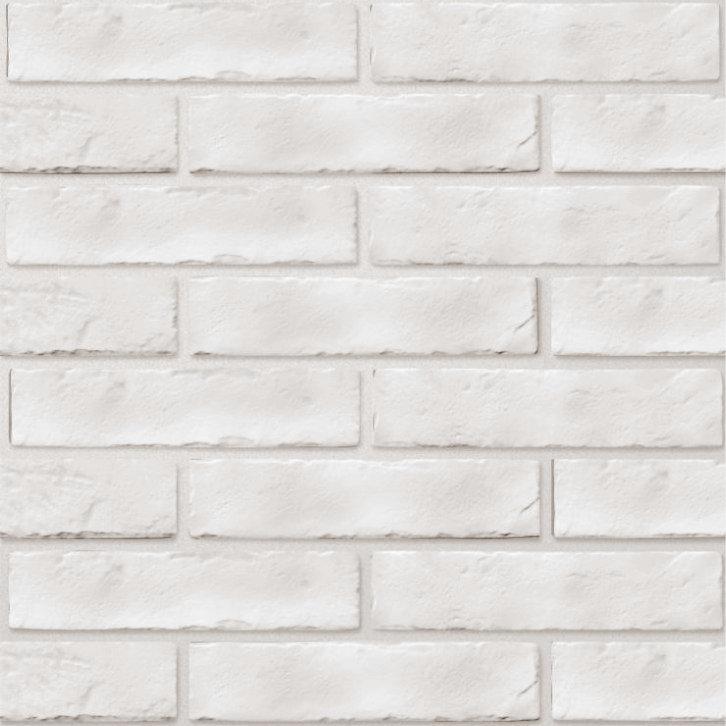 Керамическая плитка Golden Tile The Strand белая настенная 25х6 см