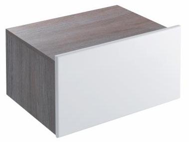 Formilia EB1006-HU-F47  Белый-каппучиноМебель для ванной<br>Jacob Delafon Formilia EB1006-HU-F47 тумба под раковину в цвете белый-каппучино. Тумба оборудована плавно закрывающимся вместительным  выдвижным ящиком для предметов повседневного использования, имеется стеклянная перегородка для флаконов.<br>