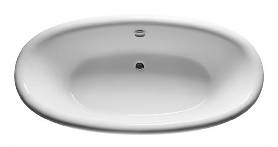 Neona  без гидромассажаВанны<br>Relisan Neona овальна акрилова ванна. В комплект поставки входит чаша ванны.<br>