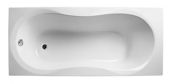 Lada 170x75 без гидромассажаВанны<br>Relisan Lada 170 прямоугольная акриловая ванна. В комплект поставки входит чаша ванны.<br>