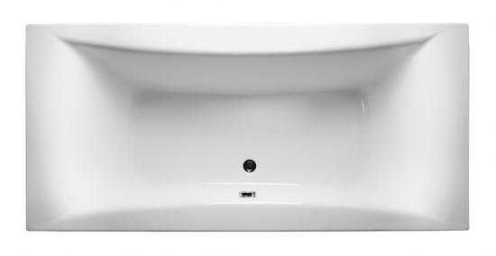 Xenia 190x90 без гидромассажаВанны<br>Relisan Xenia 190 прямоугольная акриловая ванна. В комплект поставки входит чаша ванны.<br>