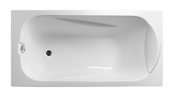 Elvira 160x75 без гидромассажаВанны<br>Relisan Elvira 160 прямоугольная акриловая ванна. В комплект поставки входит чаша ванны.<br>