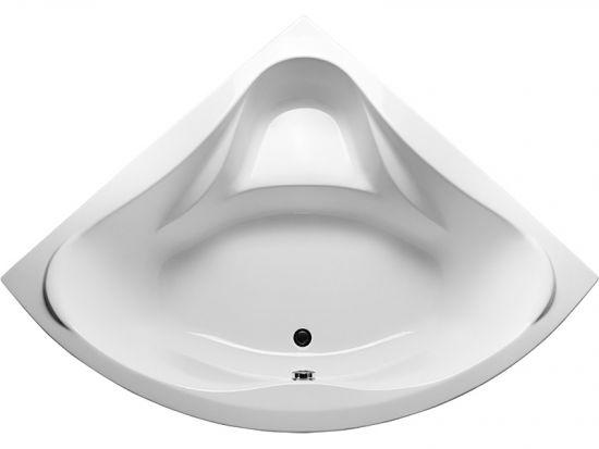Mira 140x140 без гидромассажаВанны<br>Relisan Mira 140 угловая акриловая ванна. В комплект поставки входит чаша ванны.<br>