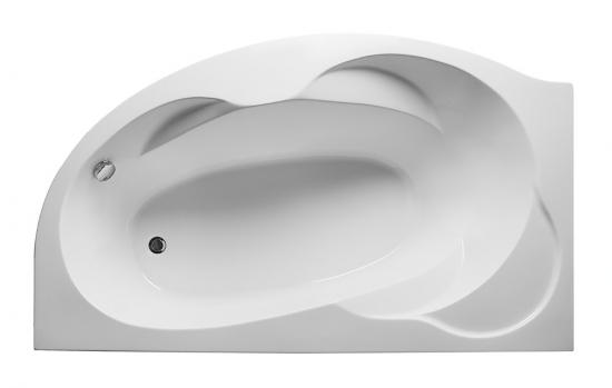 Liliya  без гидромассажаВанны<br>Relisan Liliya 175 ассиметричная акриловая ванна. В комплект поставки входит чаша ванны.<br>
