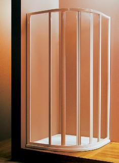 Supernova SKKP6-90 сатин+ТранспарентДушевые ограждения<br>Душевой уголок Ravak Supernova SKKP6 90 в форме четверти круга, с раздвижными дверьми. Состоит из двух неподвижных элементов и четырех подвижных элементов. Элементы витражей душевого уголка плоские, что гарантирует абсолютную прочность. Витраж из безопасного стекла толщиной 3 мм.<br>