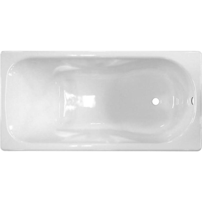 Чугунная ванна Универсал Сибирячка 150x75 442822 без антискользящего покрытия чугунная ванна универсал сибирячка 150 без отверстий для ручек