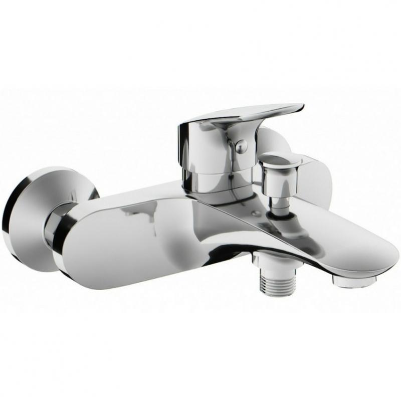 Смеситель для ванны AM PM Like F8010016 Хром душевая система am pm like f0780464 f0780400