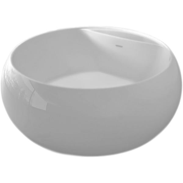 Акриловая ванна BelBagno BB30 155x155 Белая