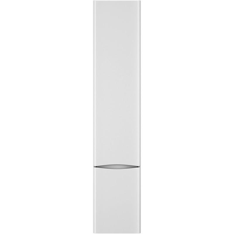 Like 35 подвесной R БелыйМебель для ванной<br>Пенал подвесной AM PM Like M80CHR0356WG 35x30x165 в ванную, с двумя распашными дверцами.<br><br>Дизайн от DanelonMeroni.<br>Петли с доводчиками справа.<br>Материал: МДФ.<br><br>
