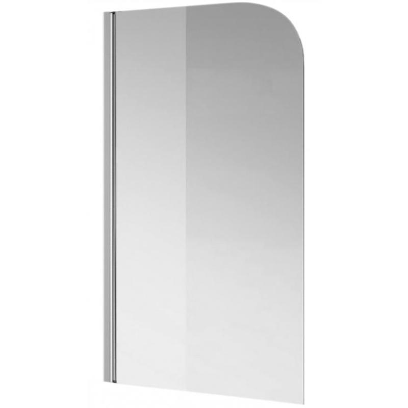 Фото - Шторка для ванны Kolpa San Terra TS 80 профиль хром, стекло прозрачное шторка для ванны kolpa san terra ts 80 профиль хром стекло прозрачное