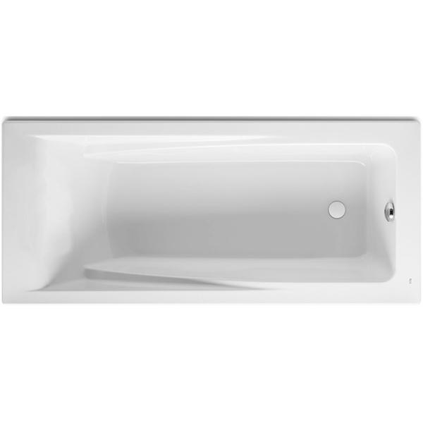 Купить Акриловая ванна, Hall 170х75 без гидромассажа, Roca, Испания