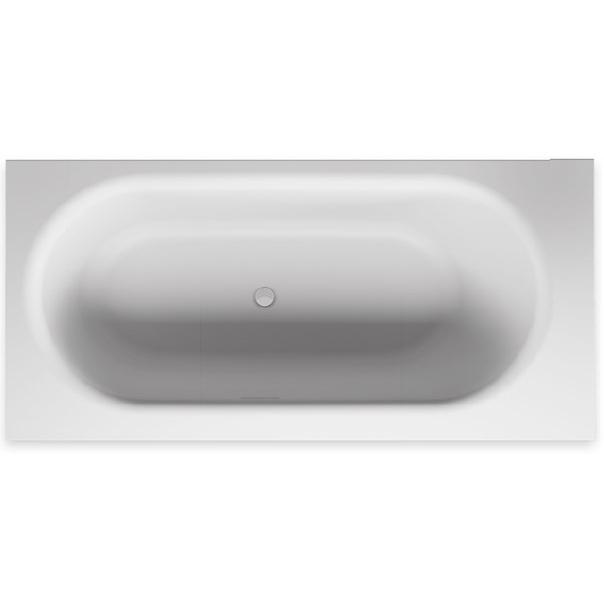 Ванна из искусственного камня Riho Madrid 180x85 без гидромассажа ванна из искусственного камня riho burgos 180x102 без гидромассажа