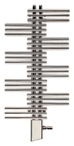 Электрический полотенцесушитель Zehnder Yucca YSEC-090-050/YD Хром