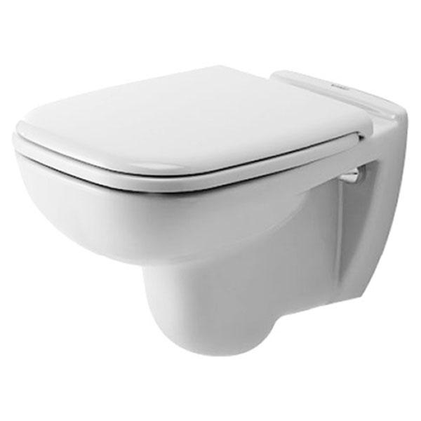 Унитаз Duravit D-code 22110900002 подвесной без крышки-сиденья фото