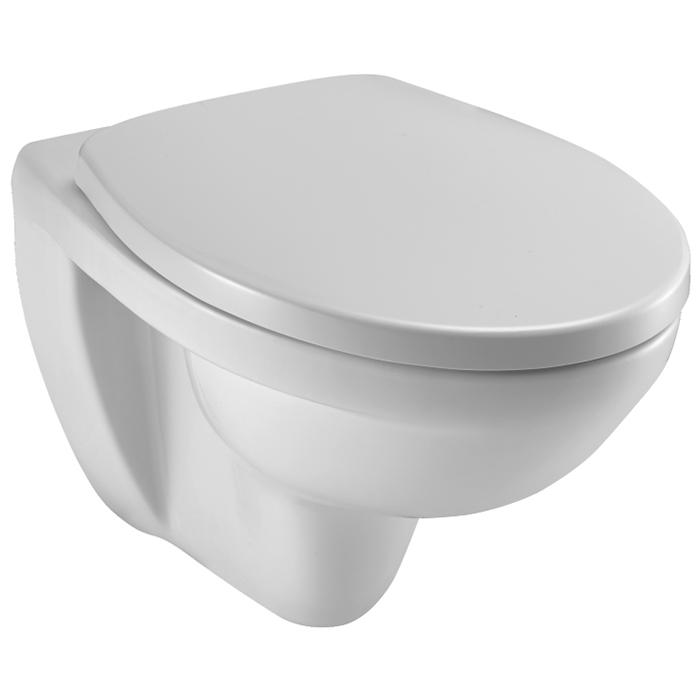 Patio E4187-00 подвесной без сиденьяУнитазы<br>Подвесной унитаз Jacob Delafon Patio E4187-00 овальной формы, выполненный в современном стиле, дополнит интерьер большинства санузлов и ванных комнат.<br>Изготовлен из санфарфора: гладкого материала без пор. Он не впитывает грязь и прост в уборке.<br>Покрыт качественной глазурью, которая долго сохраняет первоначальный цвет и блеск.<br>Гладкие линии и смягченные углы облегчают уход за унитазом.<br>Идеальная высота чаши.<br>Размер: 53,5x36x40 см.<br>Горизонтальный выпуск.<br>В комплекте поставки: чаша унитаза.<br>