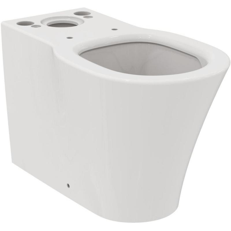 Чаша унитаза-компакта Ideal Standard Connect Air E013701 без бачка и сиденья