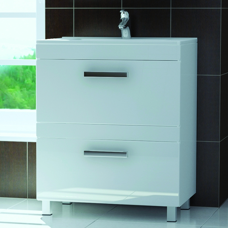 Kolombo 70 K-2-700(Melana)Мебель для ванной<br><br>