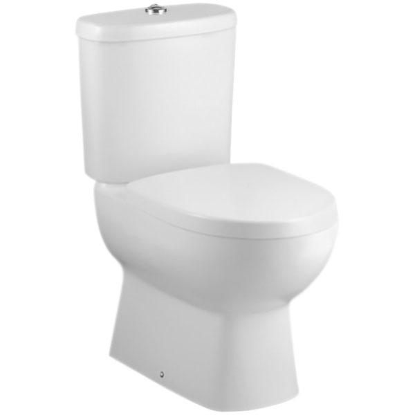 все цены на Унитаз Jacob Delafon Panache E1370-00 без сиденья и бачка онлайн