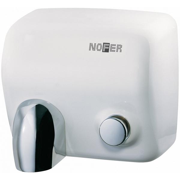 Сушилка для рук Nofer Cyclon 01100 Глянцевая металлическая сушилка для рук nofer nofer bigflowevo 2050 w глянцевая 01481 b
