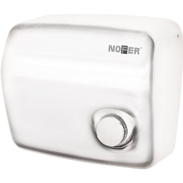 Сушилка для рук Nofer Kai 01250 Глянцевая металлическая сушилка для рук nofer nofer bigflowevo 2050 w глянцевая 01481 b