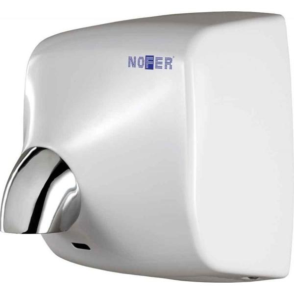 Сушилка для рук Nofer Windflow 01151 Глянцевая металлическая сушилка для рук nofer nofer bigflowevo 2050 w глянцевая 01481 b
