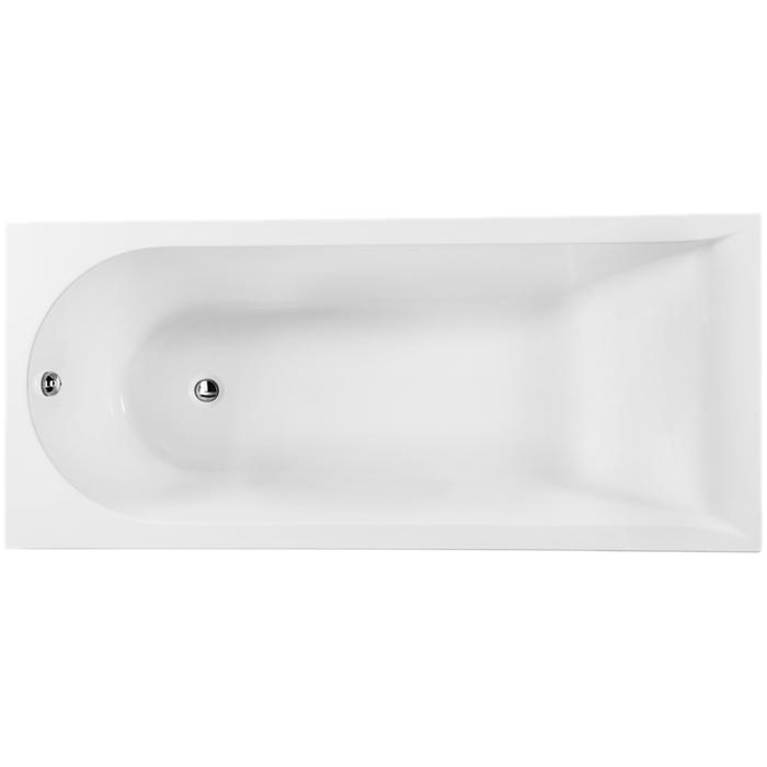 Акриловая ванна AM PM Spirit 170x70 без гидромассажа цена в Москве и Питере