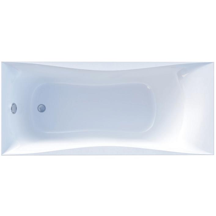 Ванна из литьевого мрамора Astra Form Вега 170х75 без гидромассажа в цвете Ral ванна из литьевого мрамора astra form прима 185х90 без гидромассажа в цвете ral
