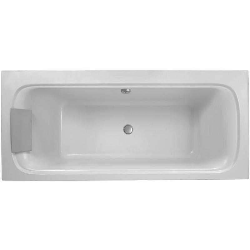 Ванна из искусственного камня Jacob Delafon Elite 180x80 E6D032RU-00 без антискользящего покрытия ванна из искусственного камня jacob delafon elite 170x75 e6d031ru 00 без гидромассажа