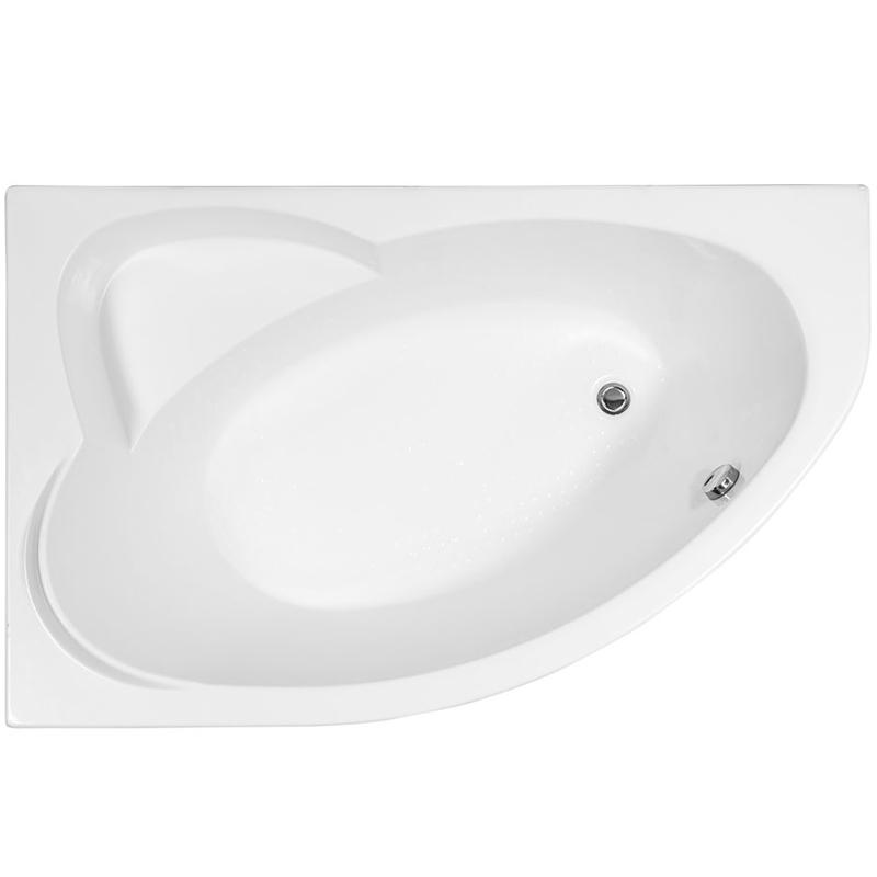 Sarezo 160x100 без гидромассажа RВанны<br>Акриловая ванна Aquanet Sarezo 160х100 R угловая, асимметричной формы.<br>Установка в правый угол.<br>Вместительная ванна с изящным дизайном дополнит интерьер ванной комнаты в современном стиле.<br>Изготовлена из качественного акрила: гладкого и теплого на ощупь материала. Он быстро нагревается и долго сохраняет тепло воды. Благодаря отсутствию пор на поверхности не скапливается грязь и микробы.<br>Антискользящее покрытие (специальные насечки на дне ванны).<br>Удобное сиденье.<br>Размер: 160x100x42 см.<br>Глубина: 48 см.<br>Объем: 240 л.<br>В комплекте поставки: ванна, каркас (регулировка до 100 мм).<br>
