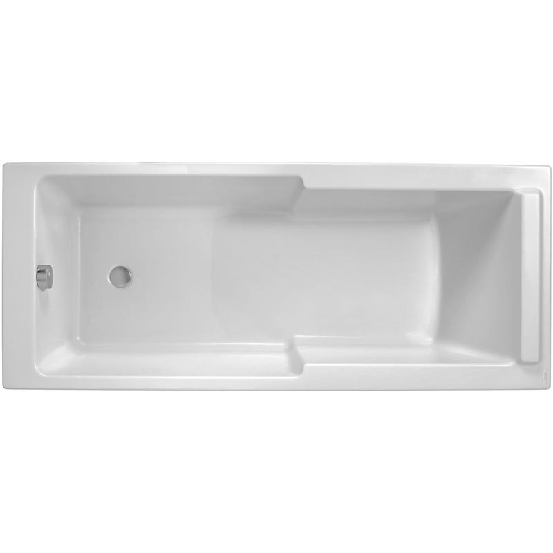 Struktura 170x70 без антискользящего покрытияВанны<br>Акриловая ванна Jacob Delafon Struktura 170x70 E6D020RU-00.<br>Изящный дизайн ванны совмещен с функциональностью и удобством. Универсальный стиль этой модели дополнит интерьер большинства современных ванных комнат.<br>Изготовлена из акрила - прочного и приятного на ощупь материала. Благодаря низкой теплопроводности акрил долго сохраняет тепло воды.<br>Смягченные углы с внутренней стороны чаши ванны облегчают уход.<br>Плавный наклон спинки, повторяющий анатомические особенности тела человека. Удобная форма ванны: широкая в плечах и зауженная к ногам.<br>Плоское дно для комфортного нахождения в ванне.<br>Цвет: белый.<br>Монтаж: на каркасе.<br>В комплекте поставки: чаша ванны.<br>