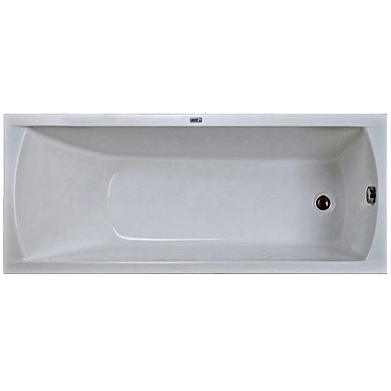 Фото - Акриловая ванна Marka One Modern 165х70 с гидромассажем Light акриловая ванна marka one modern 150х70 с гидромассажем light