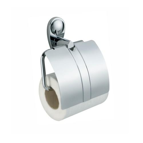 Main K-9225 ХромАксессуары для ванной<br>Wasser Kraft Main K-9225 держатель туалетной бумаги с крышкой. Цвет: Хром. Для изготовления держателя используется металл; Хромоникелевое покрытие (устойчиво к потускнению, легко очищается и придает аксессуарам зеркальный блеск); Уплотнительные пластиковые кольца (необходимы для плотного и бесшумного соединения, металла и стекла).<br>