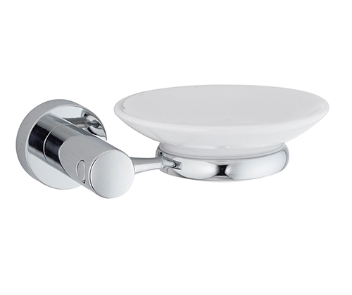 Donau K-9429C ХромАксессуары для ванной<br>Wasser Kraft Donau K-9429С мыльница керамическая. Цвет: Хром. Для изготовления мыльницы используется металл; Хромоникелевое покрытие (устойчиво к потускнению, легко очищается и придает аксессуарам зеркальный блеск); Уплотнительные пластиковые кольца (необходимы для плотного и бесшумного соединения, металла и стекла); Белоснежная керамика.<br>