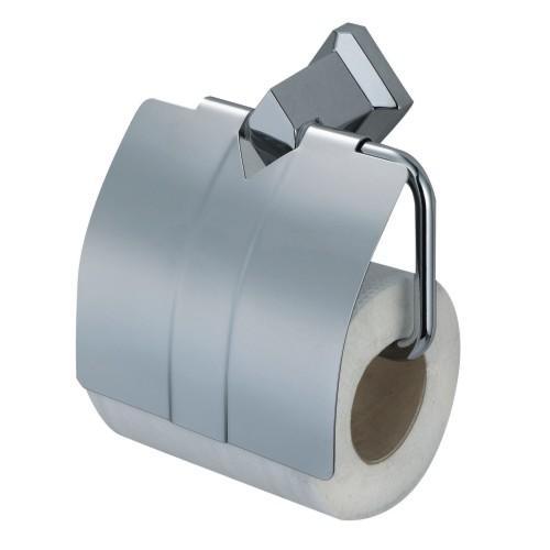 Aller K-1125 ХромАксессуары для ванной<br>Wasser Kraft Aller K-1125 держатель туалетной бумаги с крышкой. Цвет: Хром. Для изготовления держателя используется металл; Хромоникелевое покрытие (устойчиво к потускнению, легко очищается и придает аксессуарам зеркальный блеск); Уплотнительные пластиковые кольца (необходимы для плотного и бесшумного соединения, металла и стекла).<br>