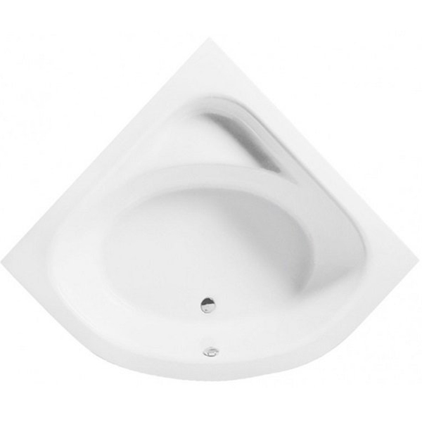Thera 150x150 без гидромассажаВанны<br>Угловая акриловая ванна Vitra Thera Corner 150x150 50950001000 в форме четверти круга, с удобными наклонами для спины с двух сторон, с отлитым сиденьем, с широкими бортиками.<br>Материал: полнолитьевой акриловый лист Lucite.<br>Армирующий слой для усиления.<br>Дно и края усилены панелями из МДФ.<br>Акрил быстро нагревается и долго сохраняет тепло. <br>Гладкая и теплая на ощупь поверхность.<br>Обработка поверхности VitrAhygiene: высокий уровень гигиены.<br>Антискользящее покрытие VitrAantislip: обеспечение безопасности.<br>Шесть точек опоры: тестировочная нагрузка 150 кг.<br>Износостойкость и прочность в сочетании с малым весом.<br>Эффективное звукопоглощение. <br>Простота в уходе. <br>Расположение слива: в центре. <br>Диаметр сливного отверстия: 5,2 см. <br><br>В комплекте поставки:<br>чаша ванны.<br><br>