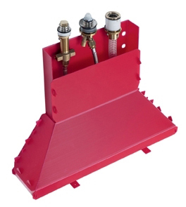 13437180 для ванныСмесители<br>Скрытая часть 13437180 для смесителя на три отверстия на край на ванну.<br>