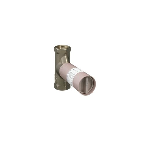 Ecostat 15973180 шпиндельнаяСмесители<br>Скрытая часть, шпиндельная. Расход воды 80 л/мин, уплотнительная манжета, подходит для всех наружных частей запорного вентиля.<br>
