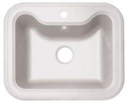 Крит-630 Жасмин жасмин FSКухонные мойки<br>Florentina Крит-630 врезная мойка для кухни в цвете жасмин. FS (Florensil) - новейший композиционный материал на основе измельчённых кварцев различной природы и особо прочногосвязующего полимера. Обладает мелкой, шелковистой на ощупь структурой. <br>Диаметр сливного отверстия: 3,5 (OKG), длина чаши: 515 мм., глубина чаши: 200 мм., подходит для прямого шкафа шириной 600 мм.<br>